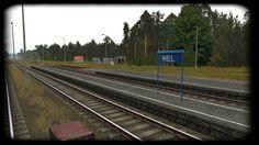 SU45-073 Podstawianie składu pośpiesznego do Warszawy na stacji Hel  TS2010