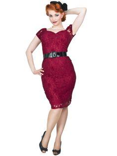 Dolores Dress Lace
