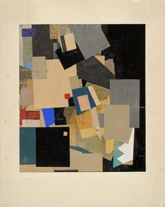 Kurt Schwitters. 1925