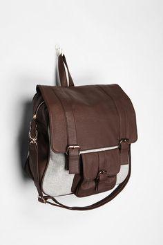 Deux lux Triple-Buckle Backpack