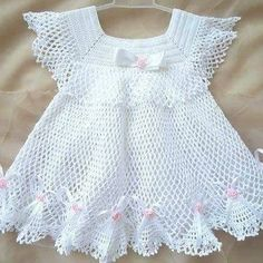 Items similar to Baptism dress White Christening Gown Crochet Baby Baptism Dress First birthday outfit dress Bright white Baptism dress Flower Girl Dress on Etsy Baptism dress White Christening Gown Crochet Baby by SvitlanaSky Crochet Baby Dress Pattern, Crochet Lace Dress, Baby Girl Crochet, Crochet Baby Clothes, Baby Knitting Patterns, Dress Lace, Crochet Flowers, Free Knitting, Prom Dress