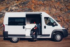 native's biggie and smalls campervans are versatile mobile homes for living out in the open with comfortable beds, kitchens and convertible living rooms.
