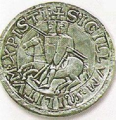 Knights Templar Seal.