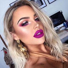 Madison liquid lipstick @bybrookelle  #anastasiabeverlyhills #abhmadison