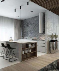 Luxury modern house by IQOSA