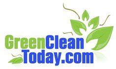 GreenCleanToday.com Logo - Freelance Graphic & Web Design