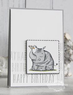Stampin' Up! - Happy stampin' - Janneke de Jong - Animal Outing