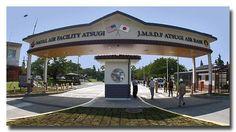 Atsugi Naval Air Base, Atsugi, Japan
