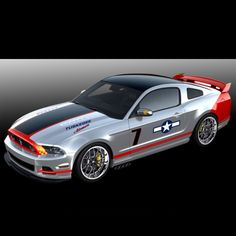 ford gt must have mustang