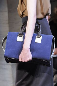 Best Bags From New York Fashion Week's Fall 2013 Runways- Victoria Beckham