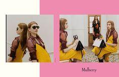 マルベリーの2016年秋冬キャンペーンムービーが全世界で配信スタート