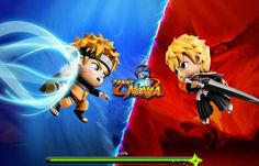 Jogos de Ninja flash online no vaijogos.com