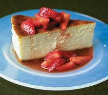 Diabetic Recipes - New York Cheesecake. Hmmm...possibility for Mother's Day...