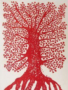 1st Chakra, Root Chakra, Stability, Red