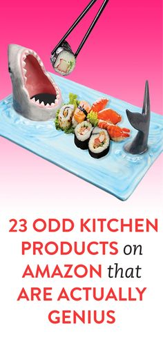 23 Odd Kitchen Products on Amazon That Are Actually Genius