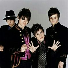 at the disco Panic at the Disco ( also known as Panic ! at the Disco , and abbreviated Panic ! ATD , P! Emo Bands, Music Bands, Rock Bands, Brendon Urie, Pop Punk, Arcade, Simple Plan, Panic! At The Disco, Fall Out Boy