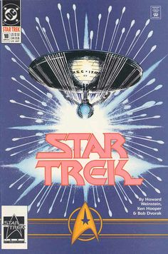 Vintage Star Trek The Original Series Comic Book No 52 September DC Comics Star Trek Theme, Star Wars, Star Trek Tos, Akira, Comic Book Covers, Comic Books, Science Fiction, Star Trek Posters, Star Trek Original Series