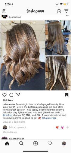 Redken Shades, Hair Color Formulas, Redken Color Formulas, Hair Inspo, Hair Inspiration, Matrix Hair Color, Redken Hair Color, Redken Hair Products, Hair Toner