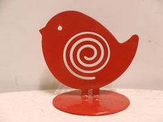 Red Bird Vintage Ornaments, Miniatures, Home Appliances, Bird, Dolls, House Appliances, Baby Dolls, Birds, Puppet