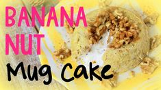 This super easy mug cake has a surprise center that oozes out! So cool. You gotta watch to see how I made it! Recipe below. Banana Nut Mug Cake Ingredients S...
