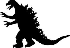 Coloring Pages Pinterest Godzilla And