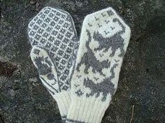 Pelle- Pelle Ravelry: Pelle pattern by Eva-Lotta Staffas. pattern for purchase at Ravelry - Knitted Mittens Pattern, Knitted Gloves, Knitting Socks, Knitting Designs, Knitting Projects, Knitting Charts, Knitting Patterns, Kitten Mittens, Hardanger