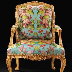 Reupholster Chair Glider - Yellow Chair Velvet - - Cool Chair For Bedroom - Director Chair Makeover Old Chairs, Antique Chairs, Dining Chairs, Chaise Ikea, Ikea Chair, Chair Bench, Fancy Chair, Love Chair, Chateau D Anet