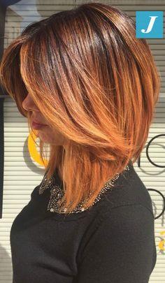 Degradé Joelle Sunset & Taglio Punte Aria #cdj #degradejoelle #tagliopuntearia #degradé #igers #musthave #hair #hairstyle #haircolour #longhair #ootd #hairfashion #madeinitaly #wellastudionyc
