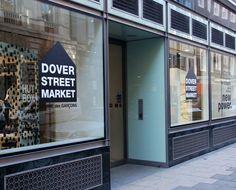 Dover Street Market, London