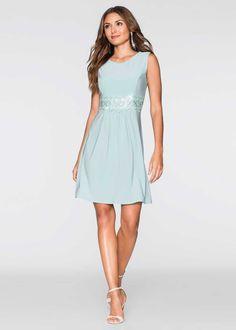 66e2eccafe8 Traumhafte Langarmkleider online bestellen bei bonprix. Weißes Kleid