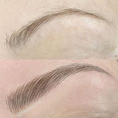 I LIKE MY BROWS BBW (drake voice) From thin to thick beautiful brows. Love this transformation sooo much! - May 18 2019 at Mircoblading Eyebrows, Permanent Makeup Eyebrows, Eyebrow Makeup, Tattooed Eyebrows, Eyebrow Design, Eyebrow Embroidery, Cosmetic Tattoo, Perfect Brows, Brows On Fleek