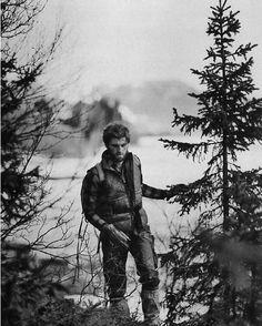 Christopher McCandles/Alexander Supertramp a hiker and adventurer
