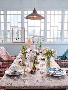Table pretty.