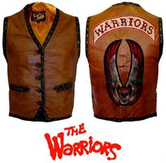 Get the stylish look simply buy the Brown Leather vest inspiring from the 1979 movie The Warriors. This elegant vest give the new look in your fashion. Buy this apparel vest just $67.95 from our online shop.