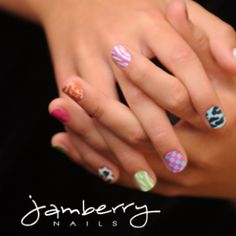 Fun, Easy way to have beautiful nails. And, not spend alot of money and time doing it. Contact me and I will show you how.
