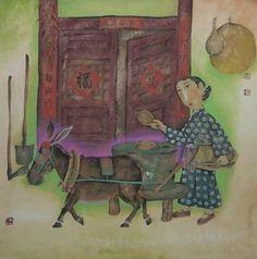 Gao Wengang (b1963, Benxi Town, Liaoning Province, China)