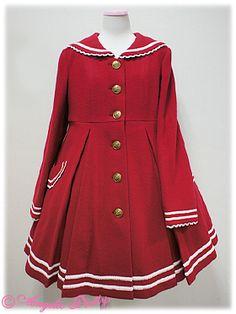 Lolibrary | Angelic Pretty - Coats - Academy Coat