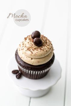Chocolate Espresso Cupcakes. The last recipe I found wasn't very good, so I want to try this one!