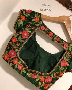 Blouse Back Neck Designs (Latest, Trendy, Chic Style) | Lifestyle