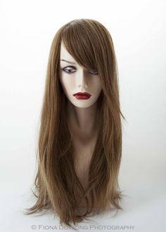 "Real Hair ""Carla"" Wig from www.heairweavon.com"