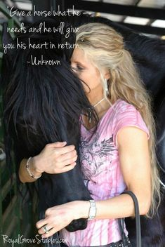 Horse Quotes Inspirational | All images are copywrite by Royal Grove Stables. )