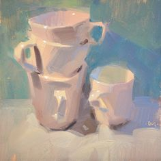 An Original Fine Art Gallery by Daily Paintworks Painting Still Life, Still Life Art, Painting Inspiration, Art Inspo, Pretty Art, Fine Art Gallery, Beautiful Paintings, Canvas Art, Drawings