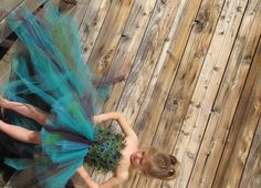 Peacock Costume, Feather dress, Flower girl feather Tutu Dress, Peacock dress, Peacock wedding by TheCreatorsTouch on Etsy https://www.etsy.com/listing/192772440/peacock-costume-feather-dress-flower