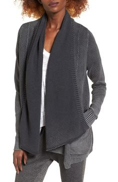 Free shipping and returns on Rip Curl Brunswick Cotton Cardigan at Nordstrom.com. Extra-large lapels add to the casual attitude of a knit cotton cardigan in beautifully faded black.