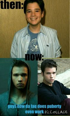 What...even is puberty you guys?