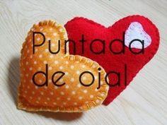Costura a mano: Puntada De Ojal