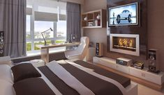 How to Achieve a Hotel-Like Feel in Your Bedroom | Home Design Lover