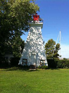 The Niagara Pumphouse Arts Centre- Exterior View- The Lighthouse