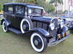 Informe da Região: Cândido de Abreu- Encontro de carros antigos acontecerá na festa dos 61 anos da cidade