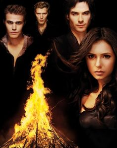 She has three of the worlds baddest vampires protecting her. All from each other.